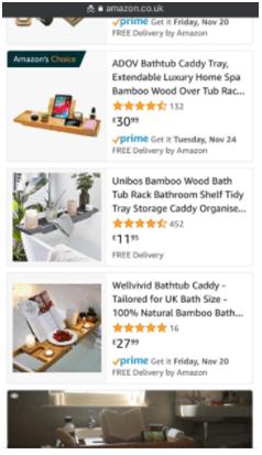 Boosting Sales on Amazon
