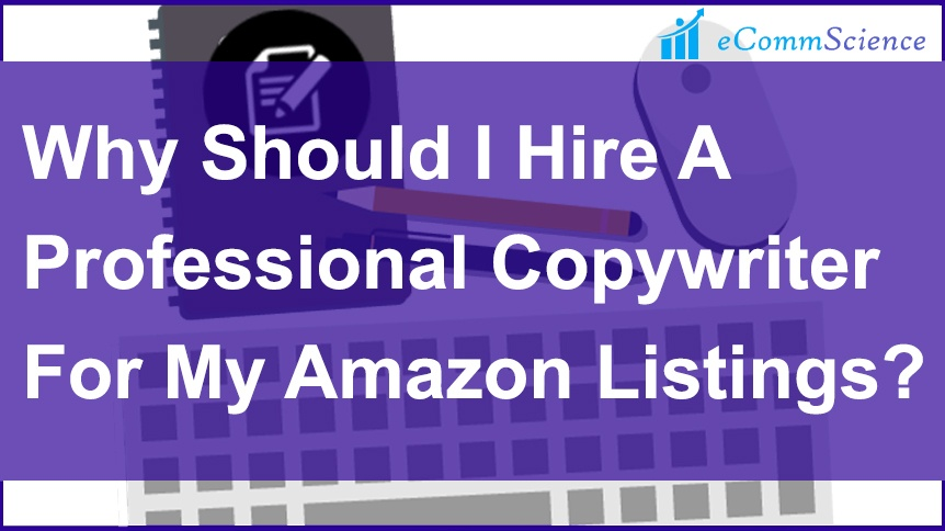 Amazon Copywriting and SEO Product Listing Optimization